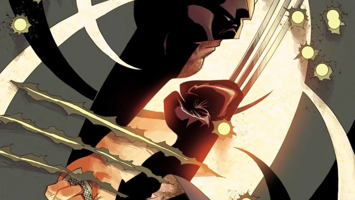 Cover image for WOLVERINE #17
