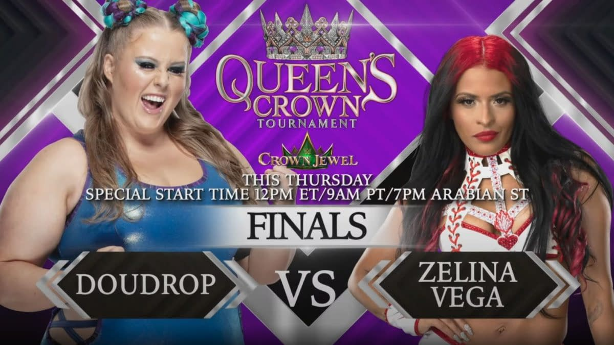 """WWE's 6-Minute """"Build to Queen's Crown"""" Triples Length of QC Matches"""