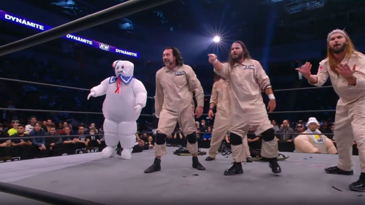Nine Unfair Things The Chadster Hated About AEW Dynamite This Week