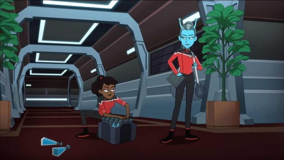 Star Trek: Lower Decks Season 2 Episode 10 Review: A Classic Finale