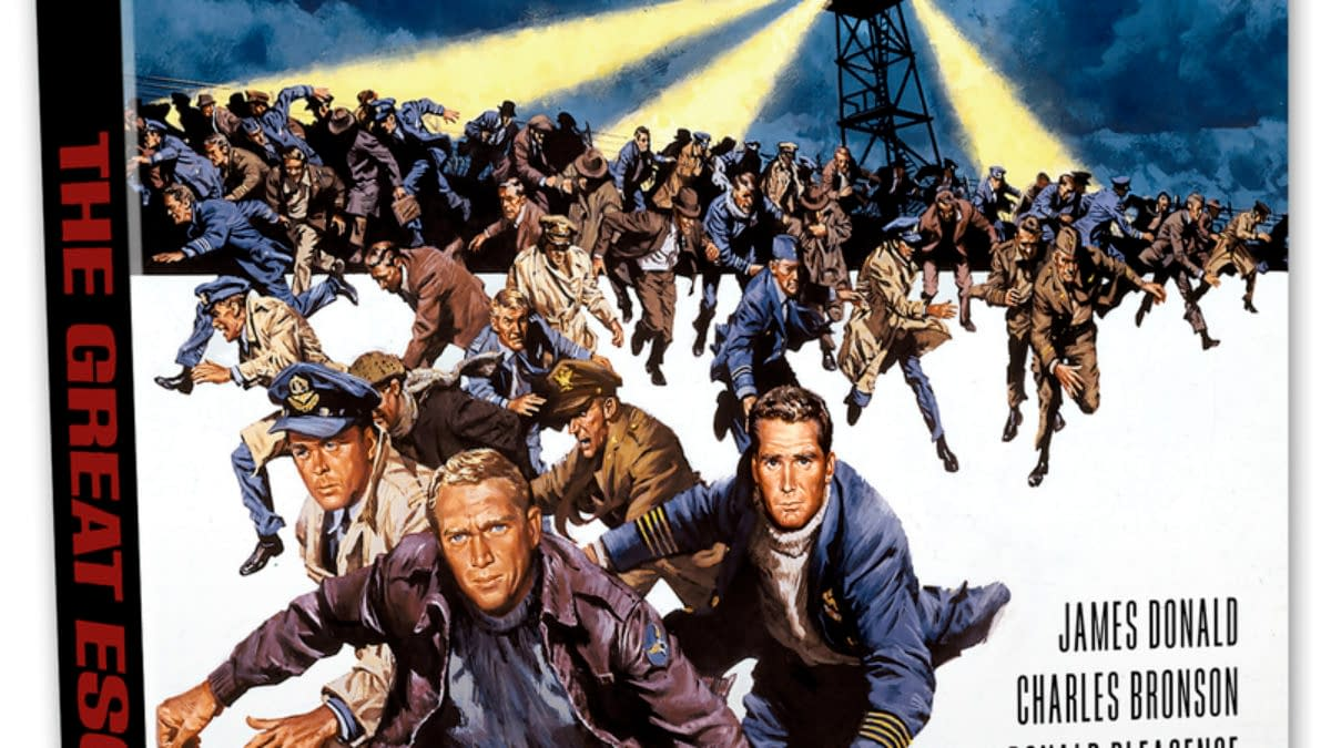 The Great Escape Is Coming To 4K Blu-ray On January 11th