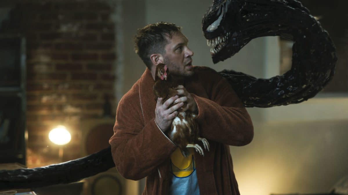 Kevin Feige Talks That Venom: Let There Be Carnage Post-Credits Scene