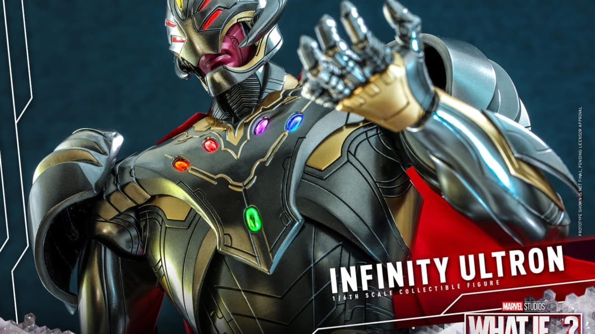 Marvel Studios What If…? Infinity Ultron Coming Soon from Hot Toys