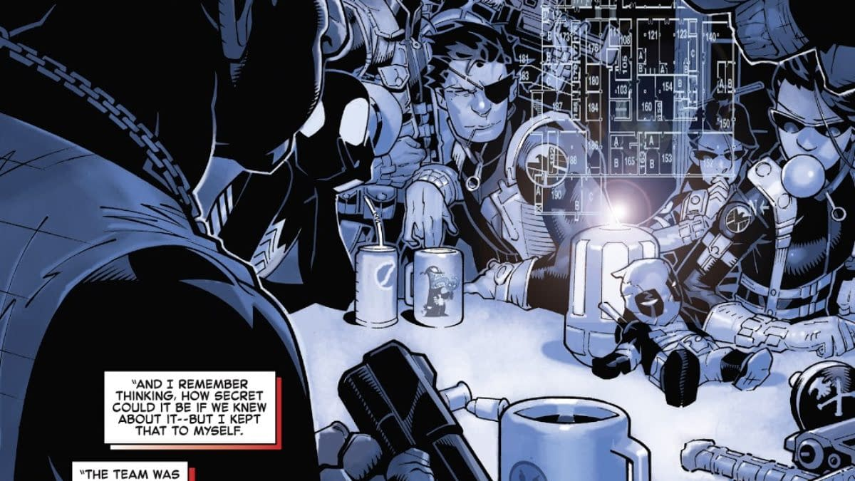 Jonathan Hickman Working With Chris Bachalo On A New Comic For Marvel
