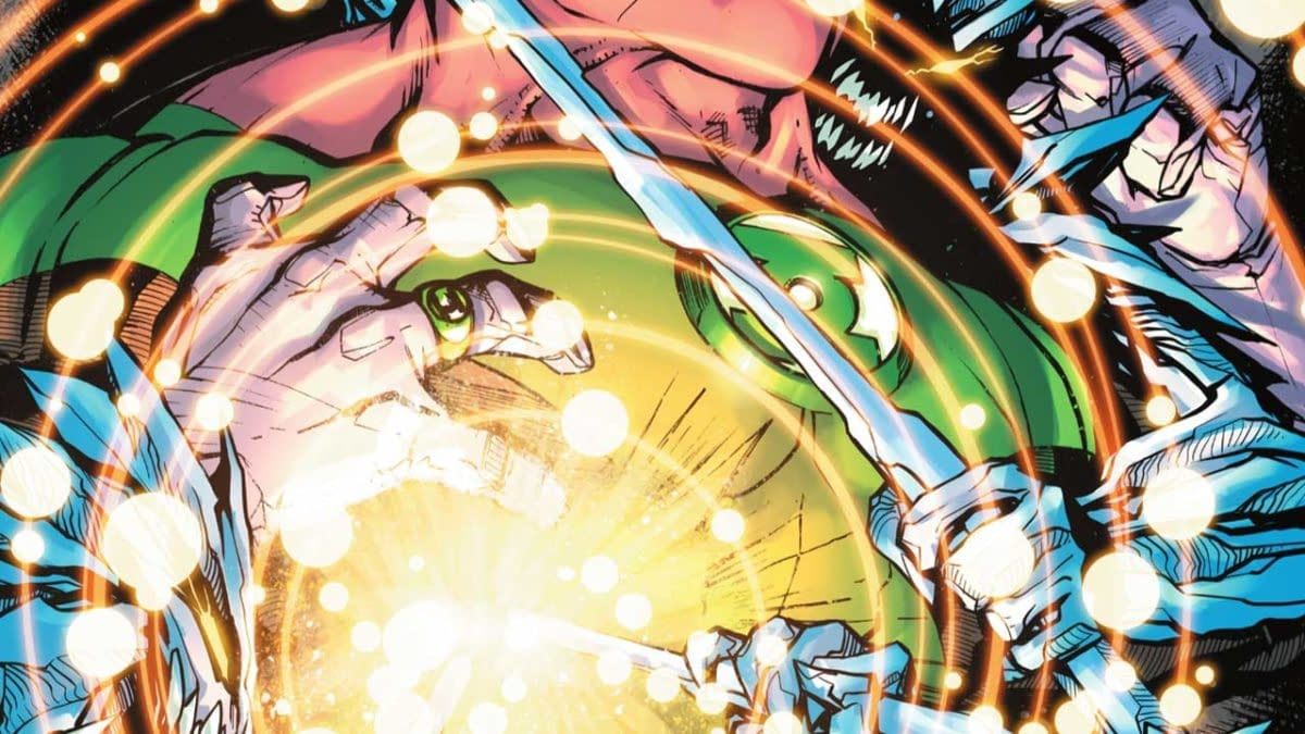 Green Lantern #7 Review: Gravitas and Urgency