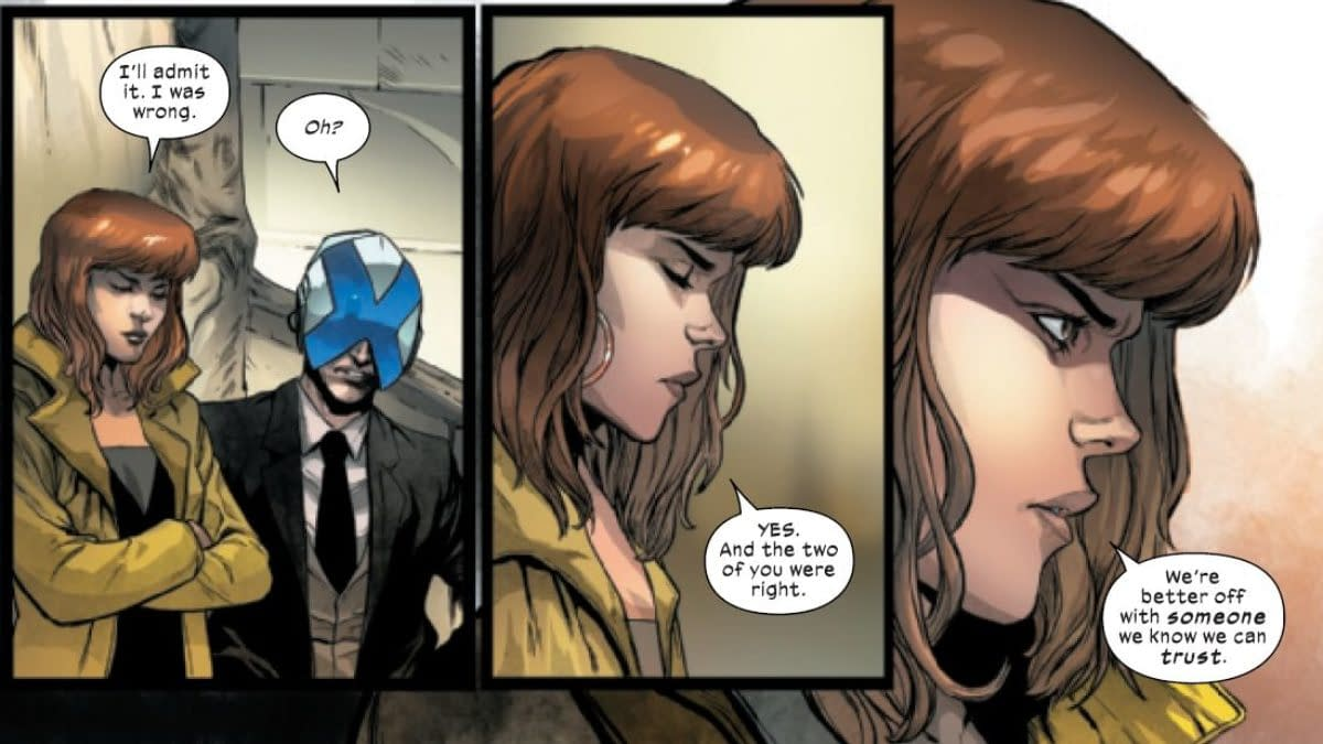 Read Last Week's X-Force Before This Week's Inferno (Spoilers)