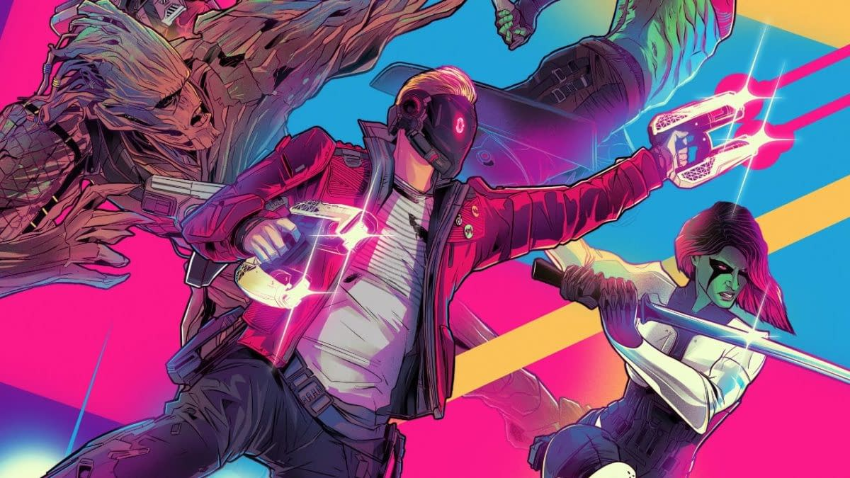 Mondo Music Release Of The Week: Guardians Of The Galaxy Game