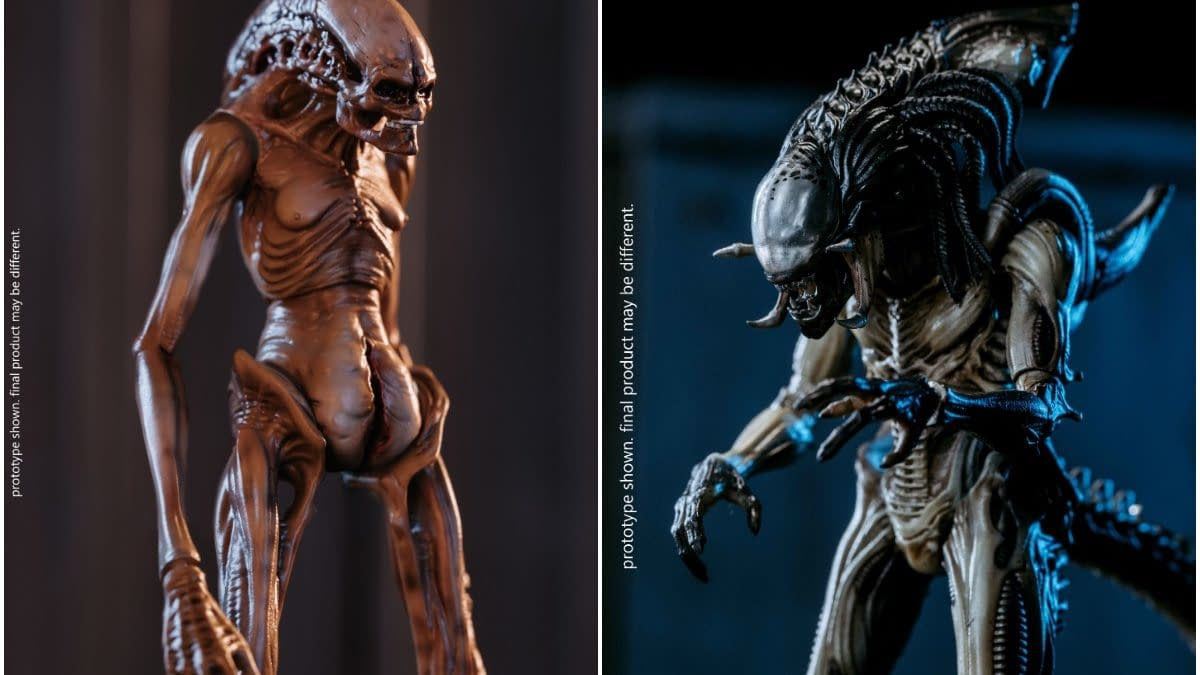 Expand Your Hiya Toys Alien Xenomorph Hive with Two New Figures
