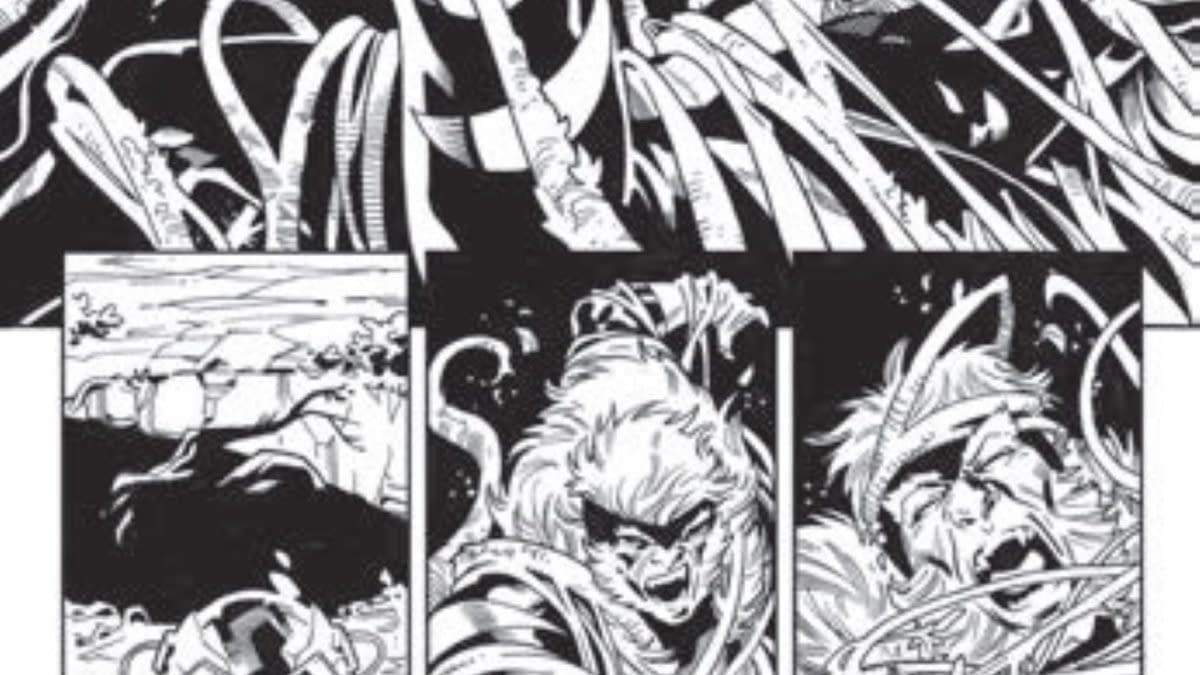 Pages From Sabretooth #1 - And Another Month's Delay?