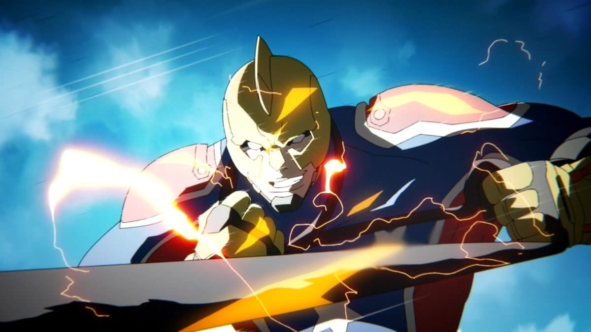 Super Crooks: Netflix Shares Preview Images for Upcoming Anime Adapt