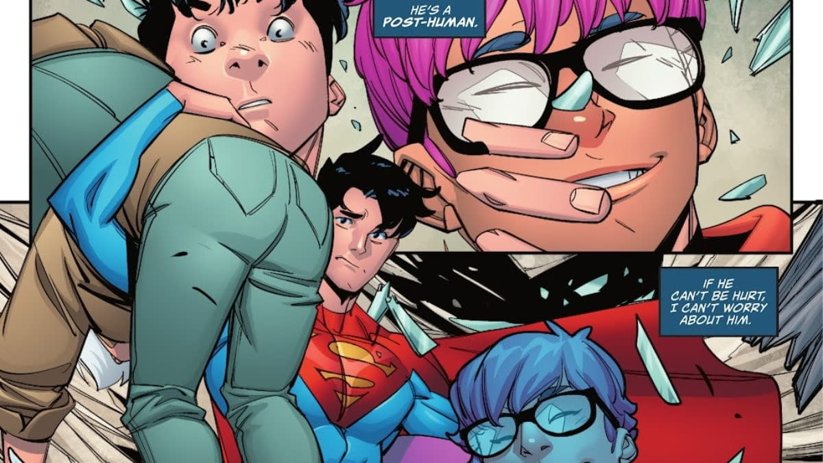 Jon Kent's Boyfriend Has Superpowers, But is it Just a Phase? Spoilers