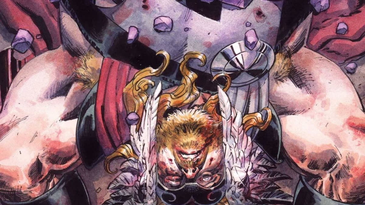 Marvel Drops Details on God of Hammers, Starting in Thor #19