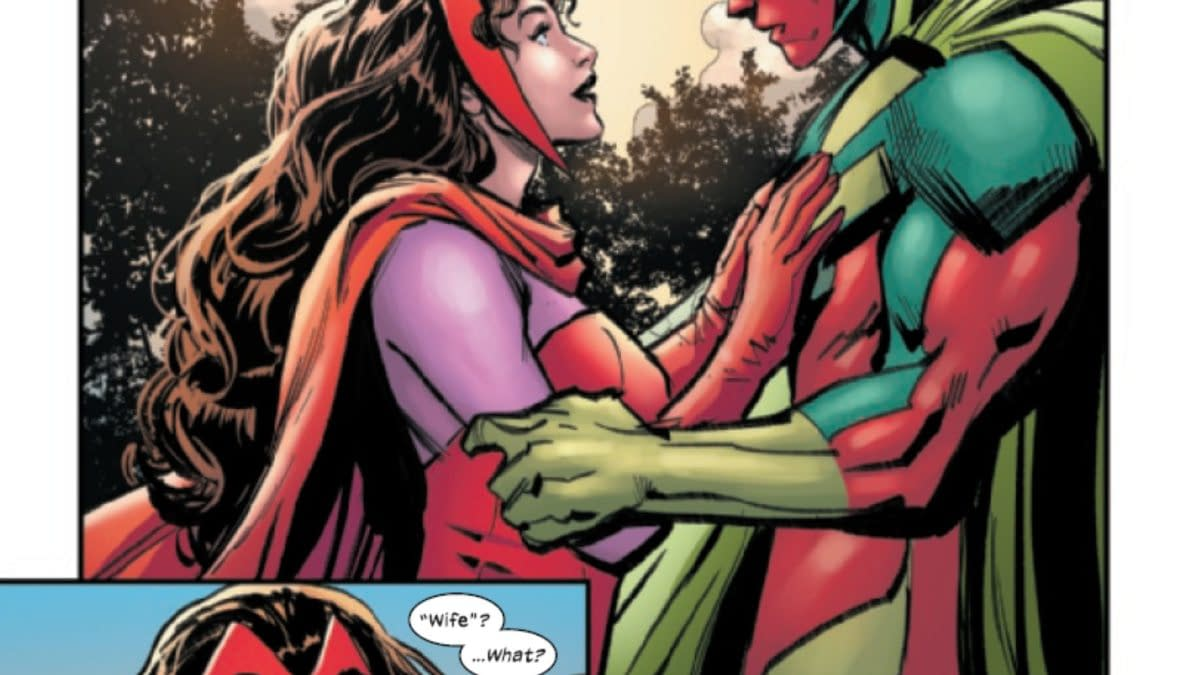 Today, Two Marvel Characters Return From The Dead Missing Memories