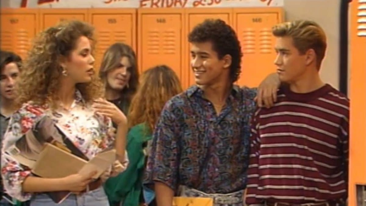 """Saved by the Bell"": Peacock Announces Sequel Series' Bayside High Class Roster"