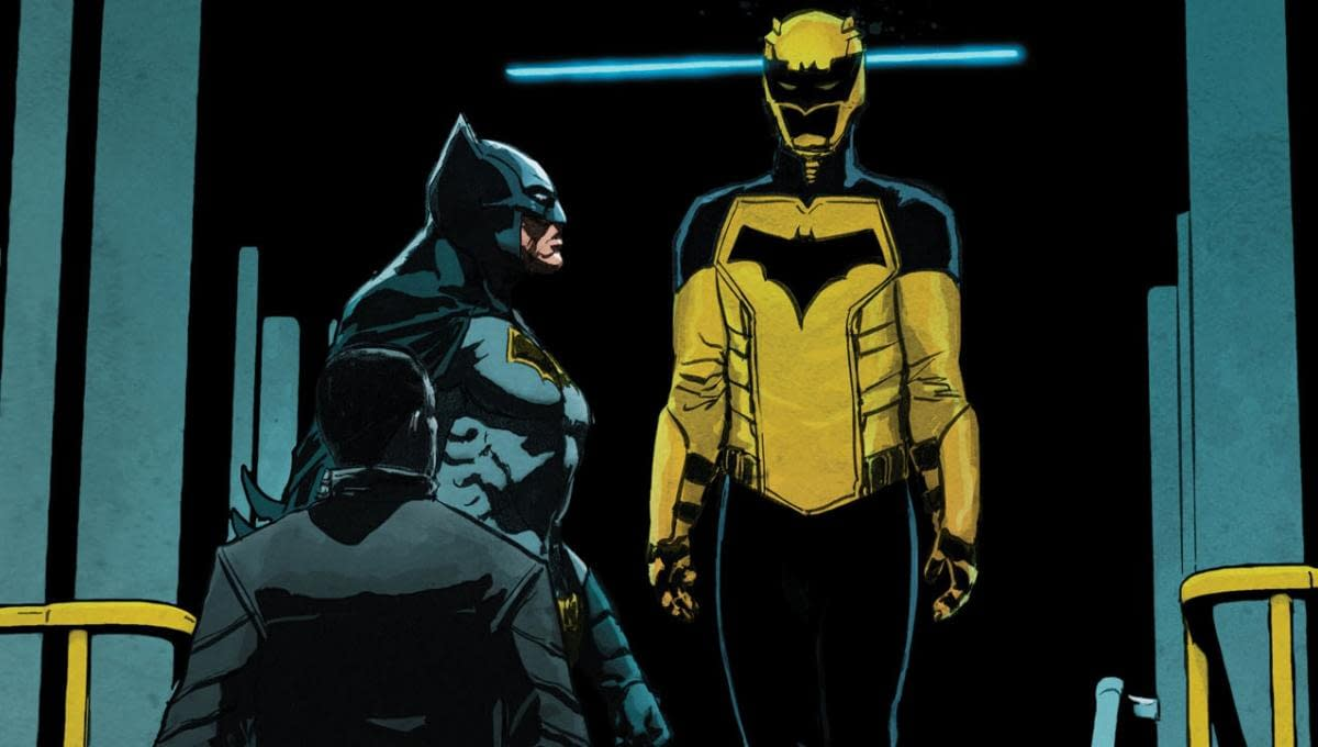 Duke Thomas Gets A Spinoff – Batman: The Signal, Co-Written By Scott Snyder And Tony Patrick