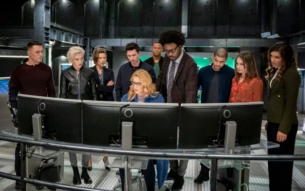 """""""Arrow"""", """"The Good Place"""" & The Series Finales We Need [OPINION]"""