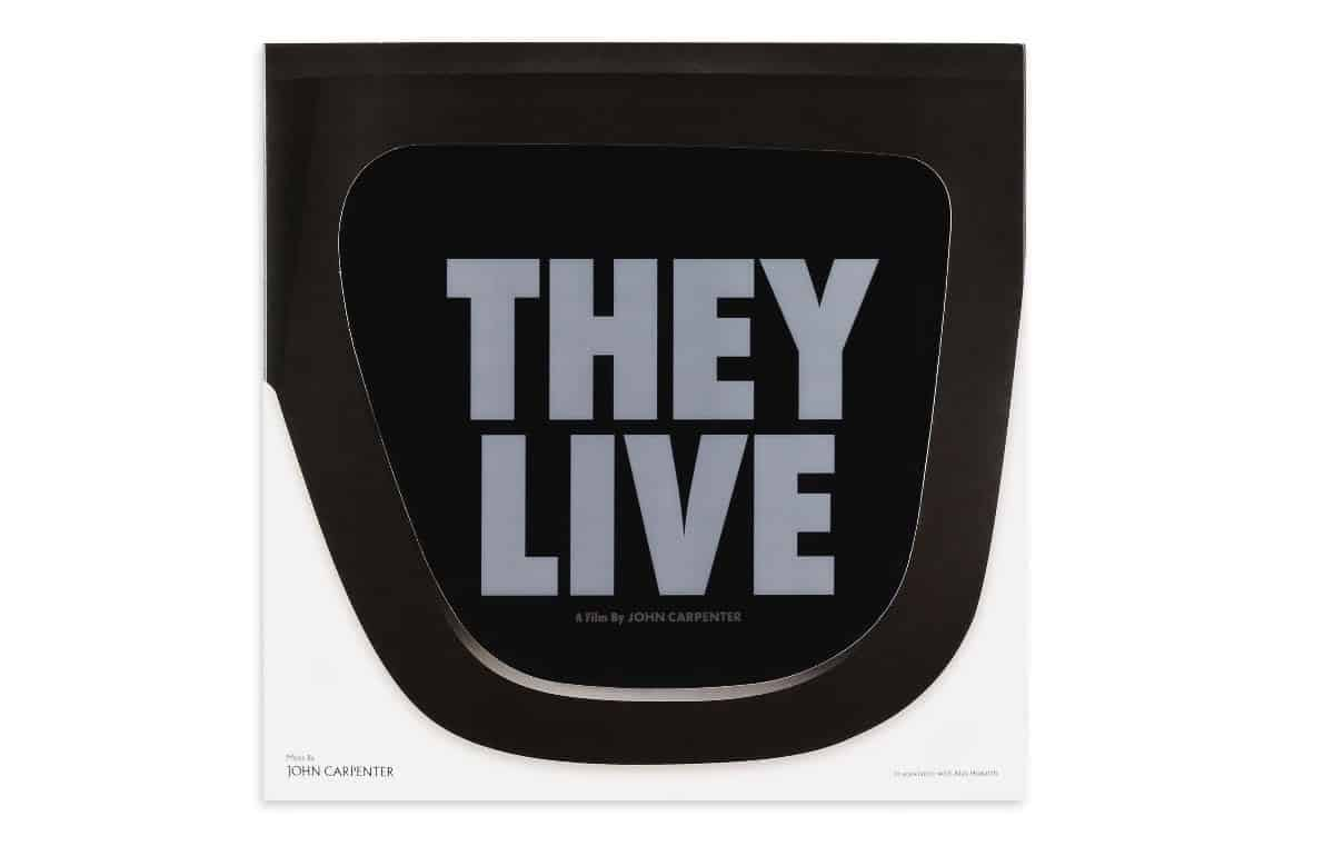 Mondo They Live Vinyl Soundtrack 1