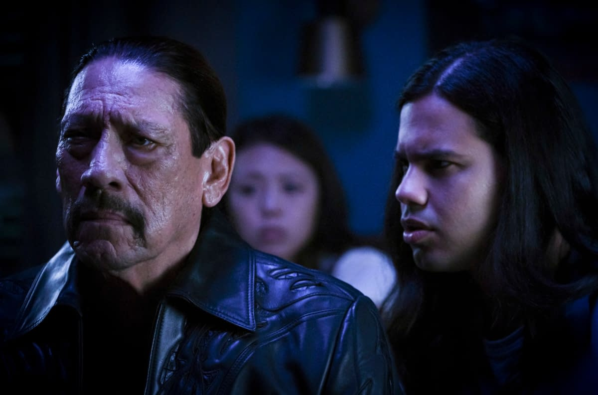 """The Flash"" Season 6 ""Kiss Kiss Breach Breach"": It's Danny Trejo – Do You Need Another Reason? [PREVIEW]"