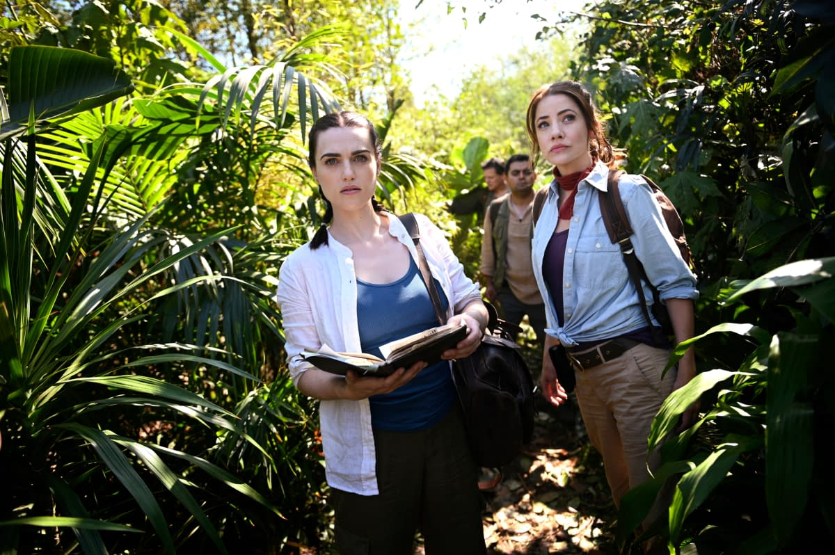 """Supergirl"" Presents… ""Confidence Women"": Lena and Andrea's Excellent Jungle Adventure! [PREVIEW]"