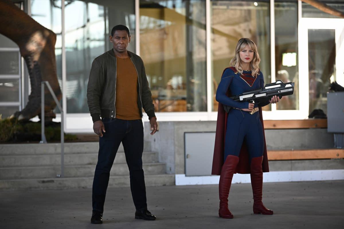 """Supergirl"" Season 5 ""The Wrath of Rama Khan"": Kara and Lena Need to Talk [PREVIEW SCENE]"