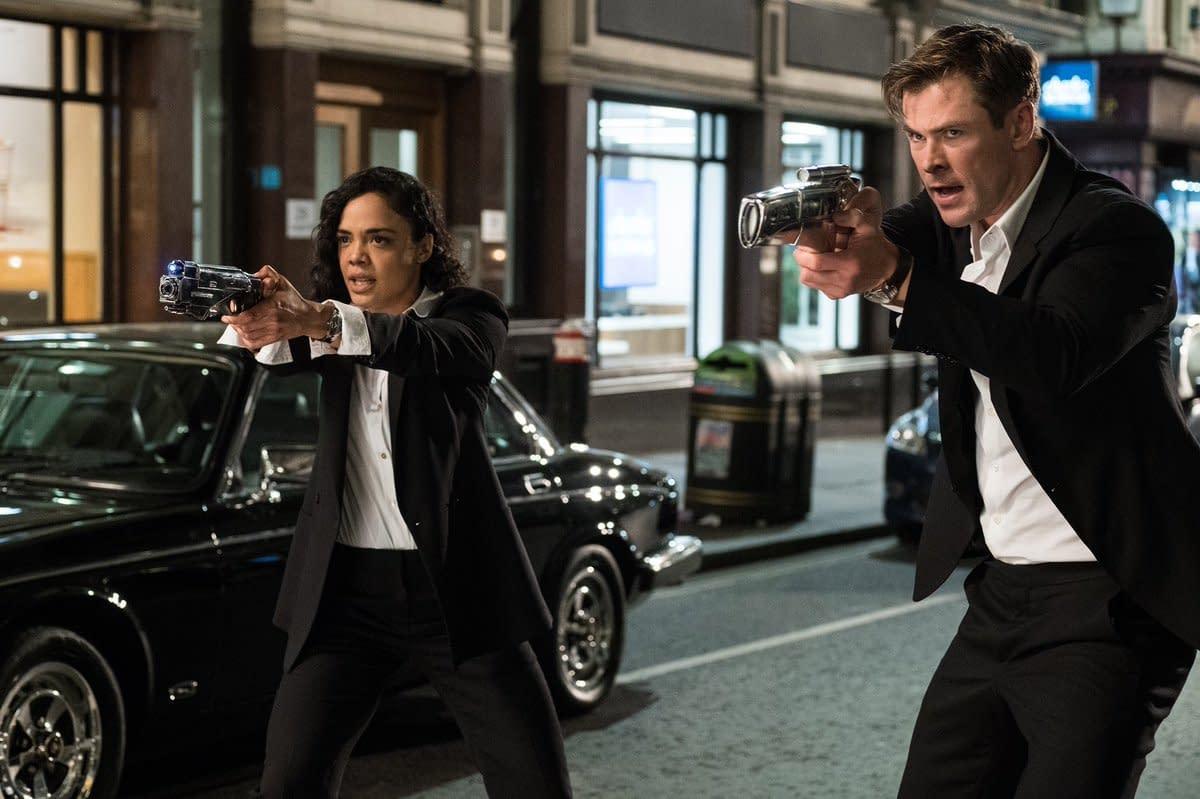 "Massive Script Re-Writes Hurt ""Men in Black: International"""