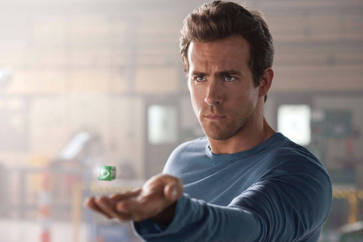 Green Lantern Co-Writer Marc Guggenheim Approves of That Joke in Deadpool 2 [Spoilers]