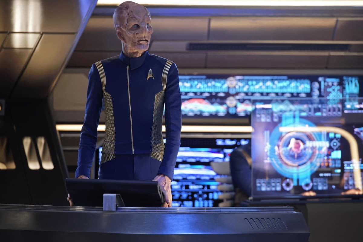 """'Star Trek: Discovery' Season 2 """"New Eden"""" Starts Connecting The Little Red Dots [SPOILER REVIEW]"""