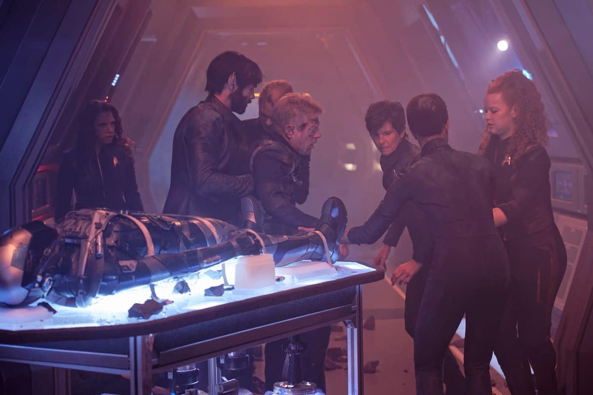 "'Star Trek: Discovery' Season 2 ""Such Sweet Sorrow, Part 2"" Review – (Bittersweet) Goodbye, My Friends [SPOILER]"