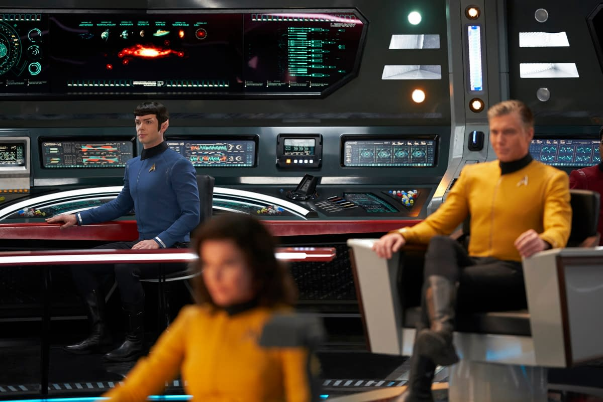 'Star Trek: Discovery' Boldly Goes Into a Bright Future [OPINION]