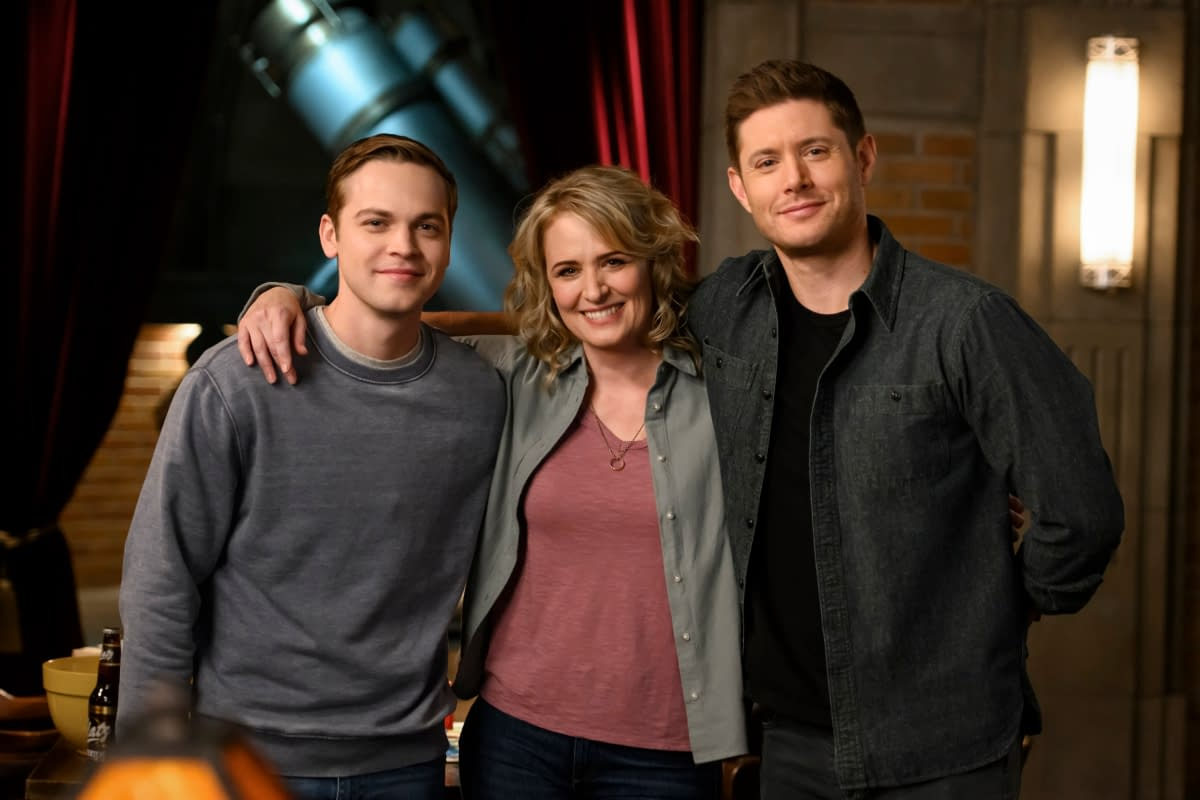 """'Supernatural' S14E17 """"Game Night"""": All Work and No Play Makes Jack a Dull Son of Lucifer [PREVIEW]"""