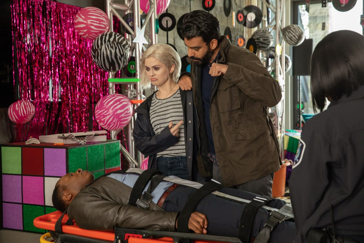 """'iZombie' Season 5, Episode 5 """"Death Moves Pretty Fast"""" Definitely Not Worth Missing [SPOILER REVIEW]"""