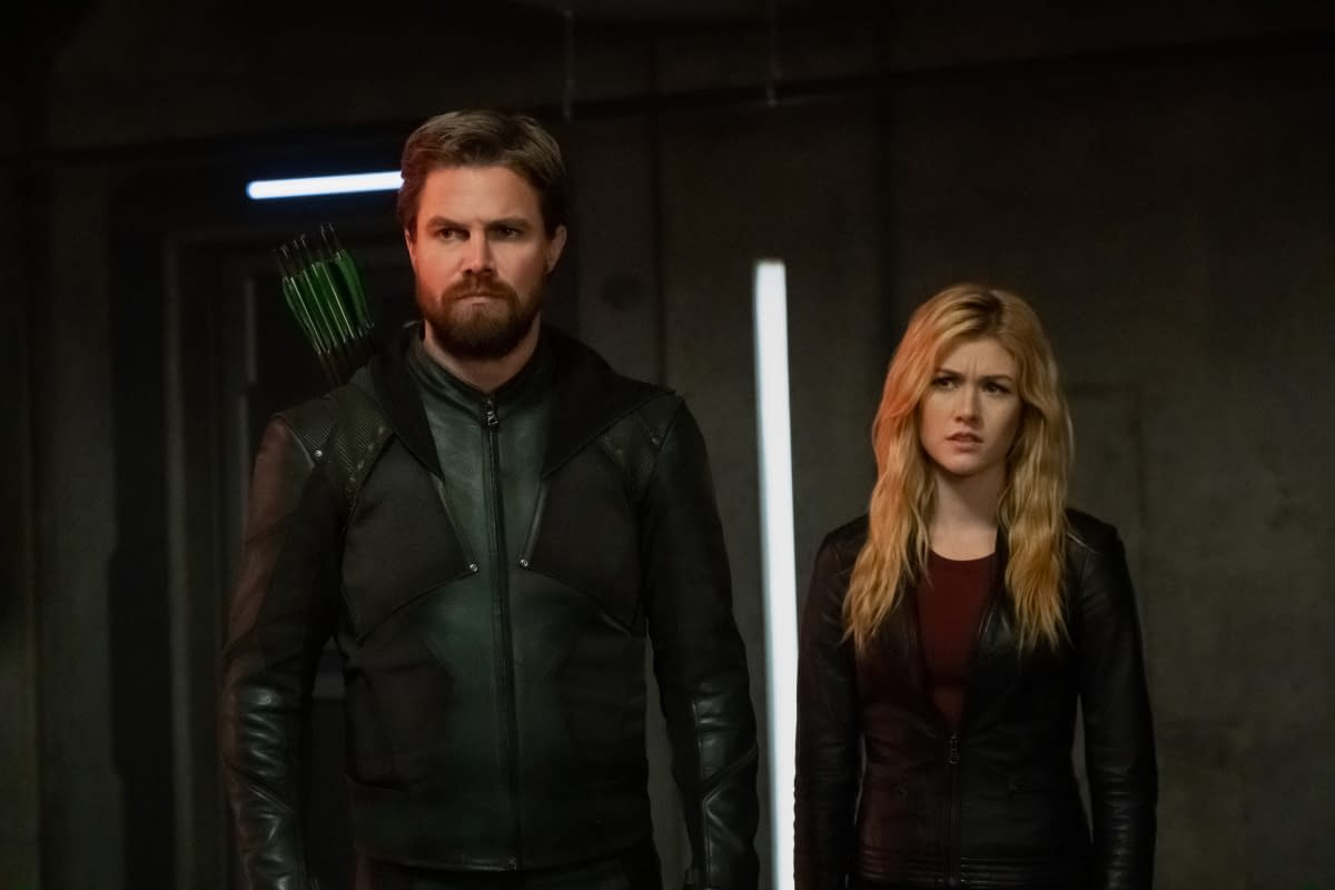 """Crisis on Infinite Earths: Part One"" – The CW Releases Preview Images for Arrowverse Crossover Event"