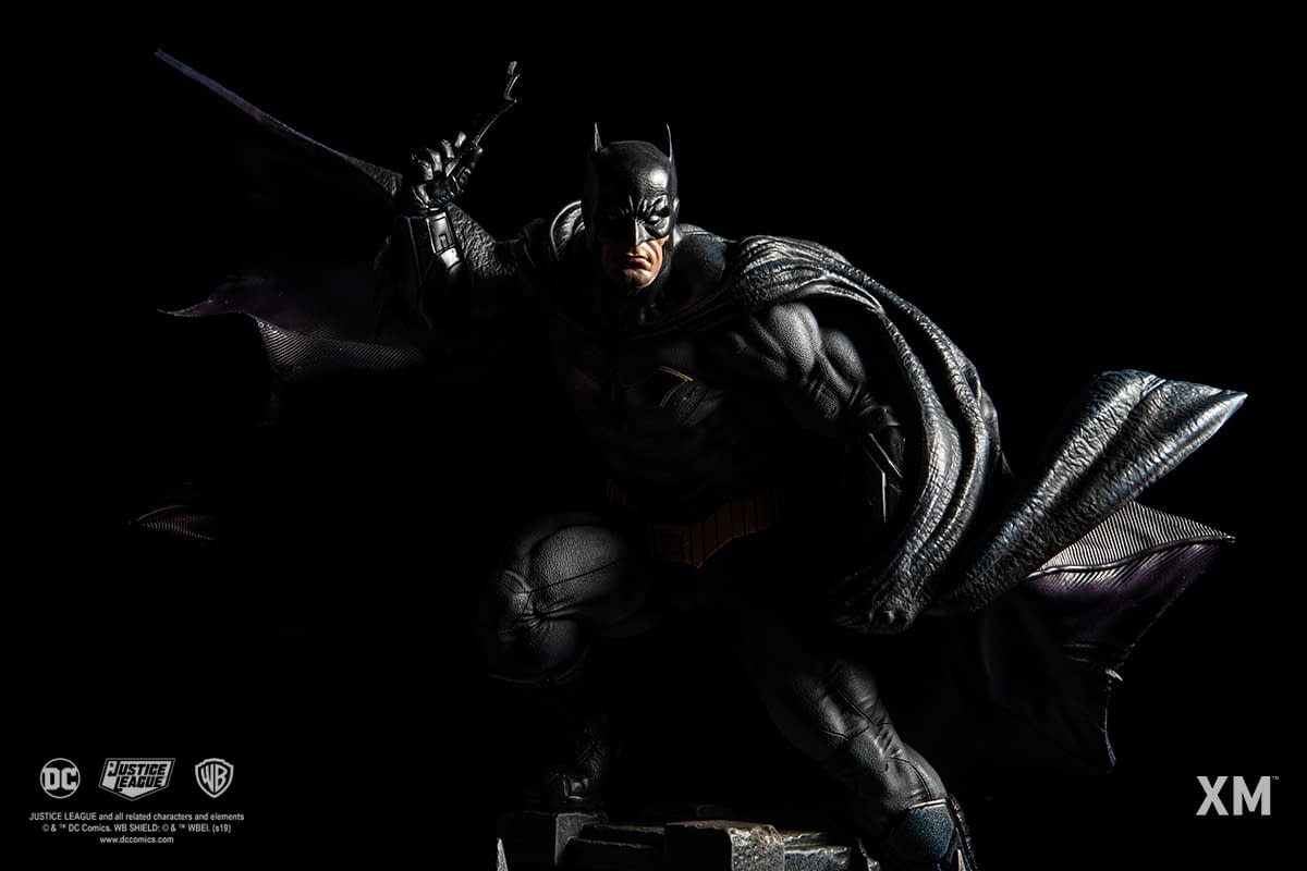 Batman Gets a Rebirth with New XM Studios DC Comics Statue