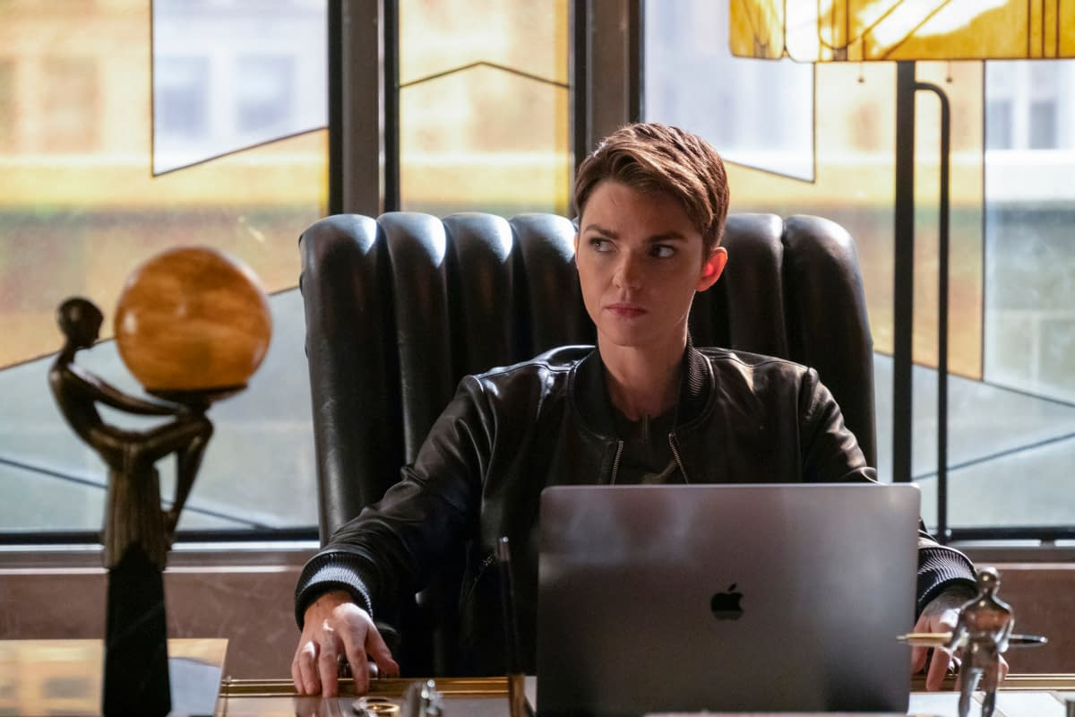 """Batwoman"" Episode 10 ""How Queer Everything Is Today!"": The Bat Is Back – But She's Facing New ""Nocturnal"" Threat [PREVIEW]"