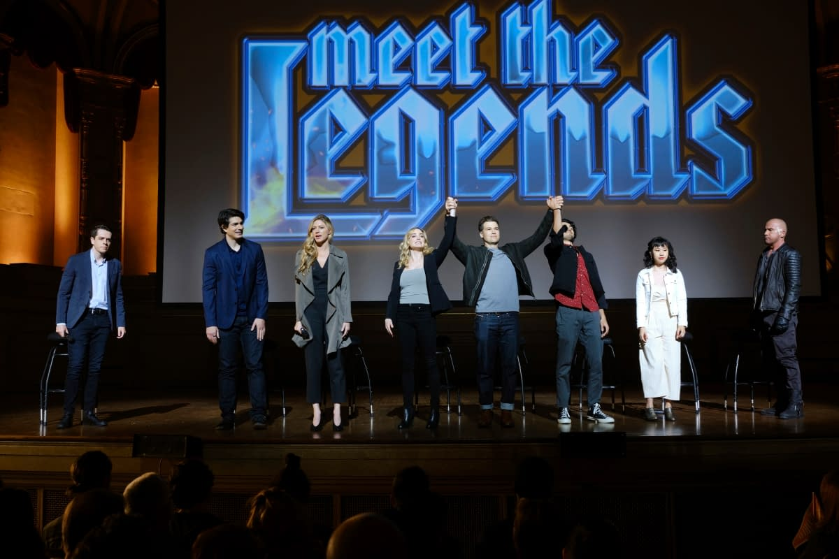 """DC's Legends of Tomorrow"" Season 5 ""Meet the Legends"": Time is Weird – And They'll Prove It [PREVIEW]"