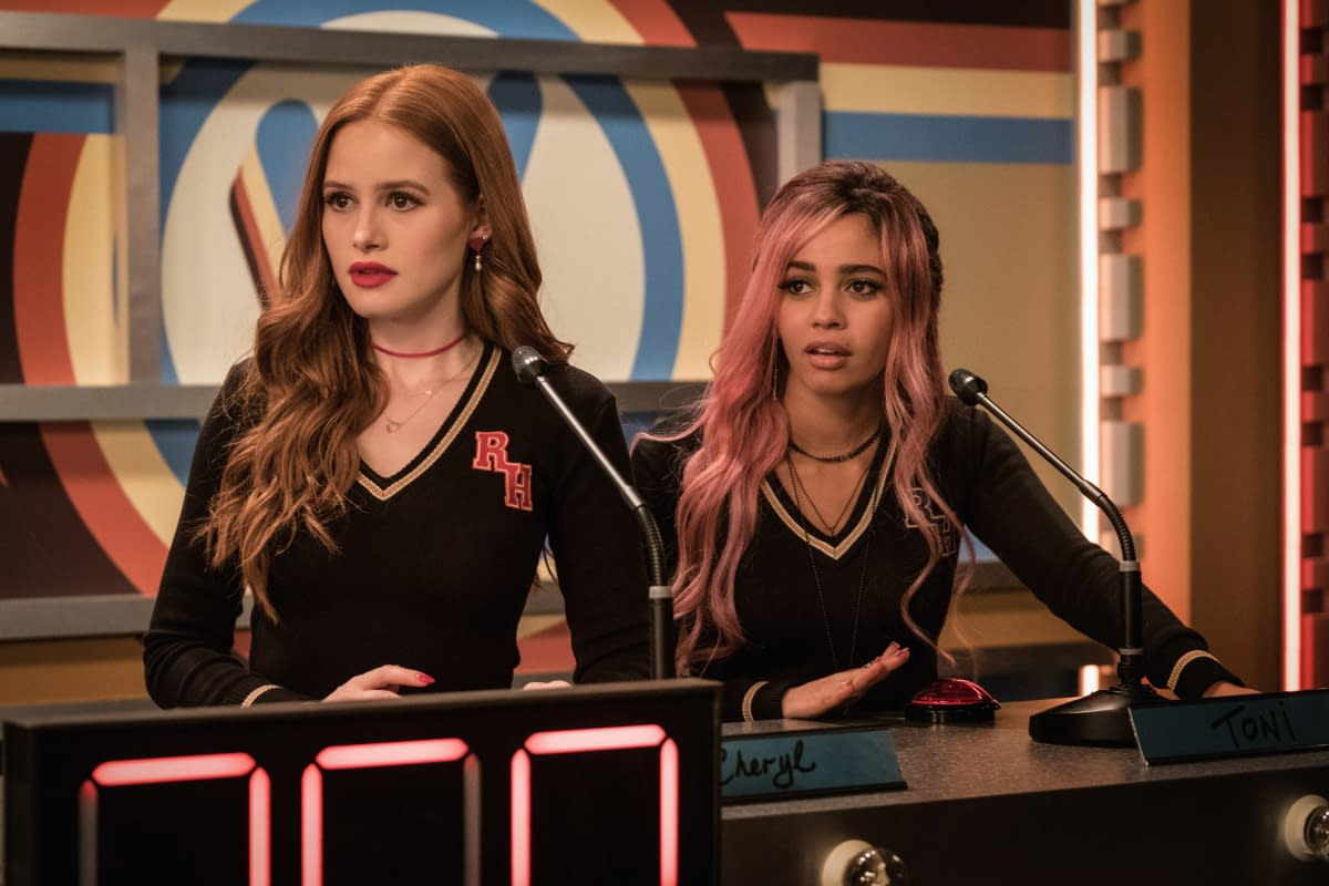 """Riverdale"" Season 4 ""Chapter Sixty-Eight: Quiz Show"": Betty's Got a Bret Problem [PREVIEW SCENE]"