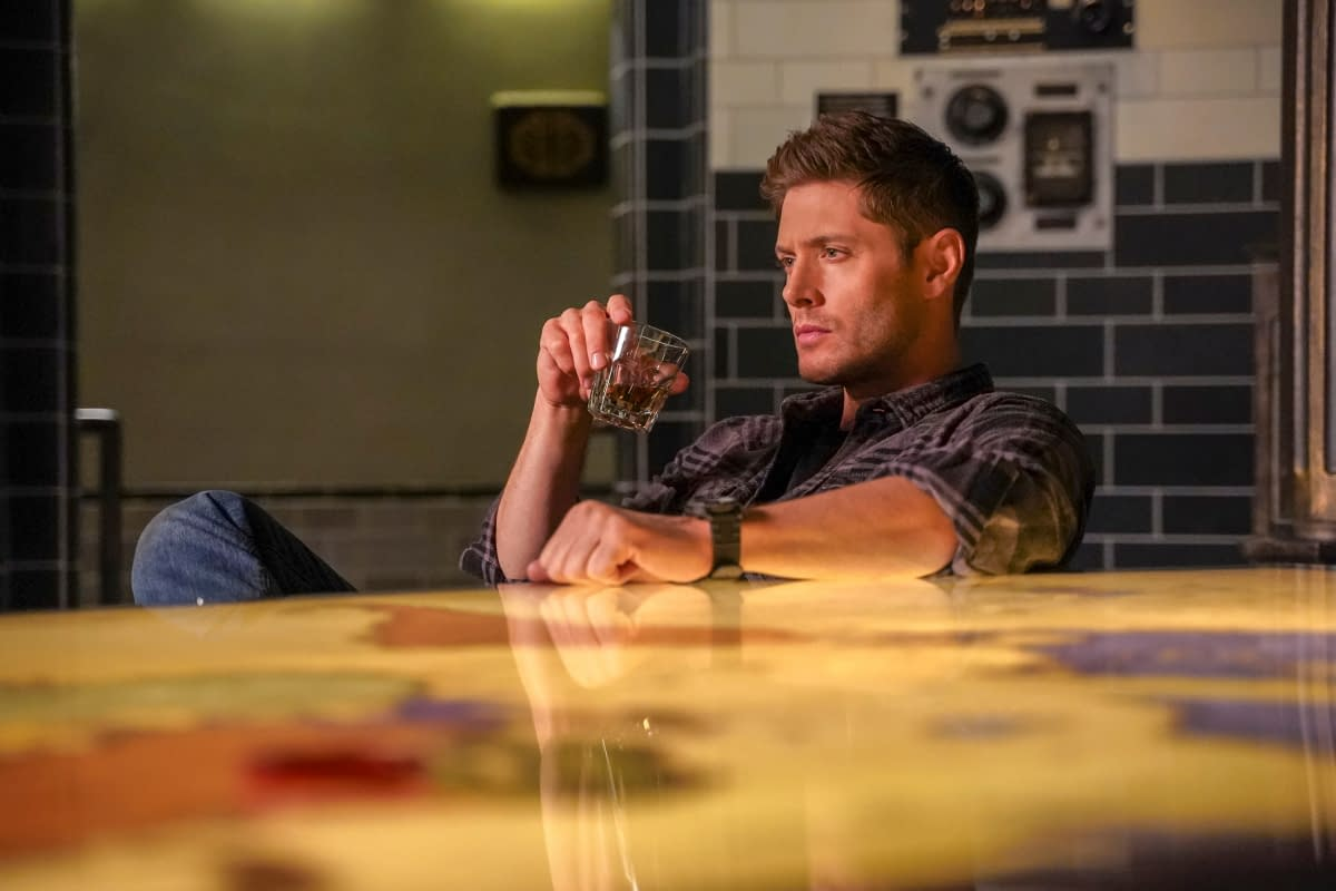 """""""Supernatural"""" Season 15 Preview Video """"Drowning"""", Episode 9 """"The Trap"""" Images Released"""