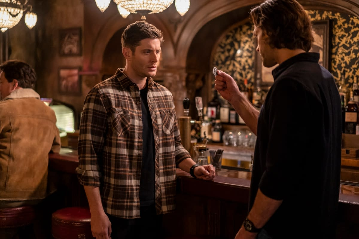 """Supernatural"" Season 15 ""The Gamblers"": If They Can't Change Their Luck, Sam & Dean Are D.O.A. [PREVIEW]"