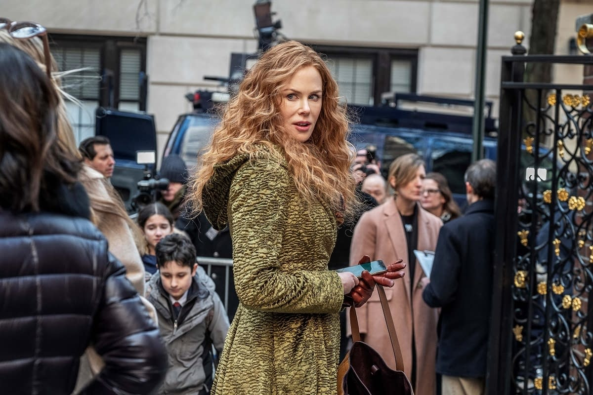 """""""The Undoing"""": Nicole Kidman/Hugh Grant HBO Limited Series Shows How One Night Can Change Everything [TEASER]"""