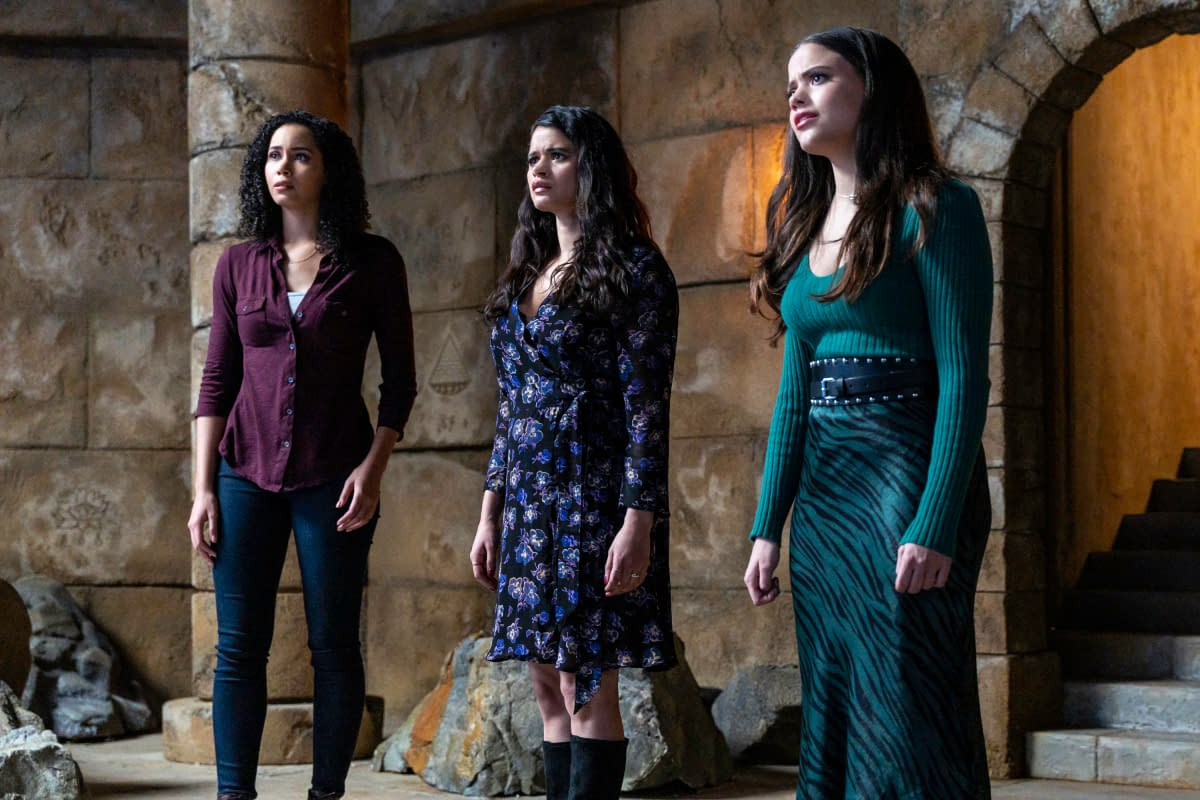 """Charmed"" Season 2 ""Breaking the Cycle"": The Power of Three… Gone? [PREVIEW]"
