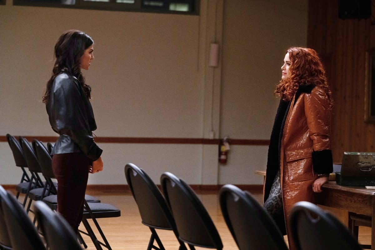 """""""Supernatural"""" Season 15 """"Destiny's Child"""": Can Ruby & Jo Give Them An Advantage Against God? [PREVIEW]"""