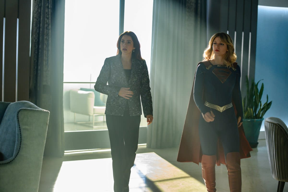 """""""Supergirl"""" Season 5 """"The Bodyguard"""": Kara Knows a Manifesto Is Never a Good Sign [PREVIEW]"""