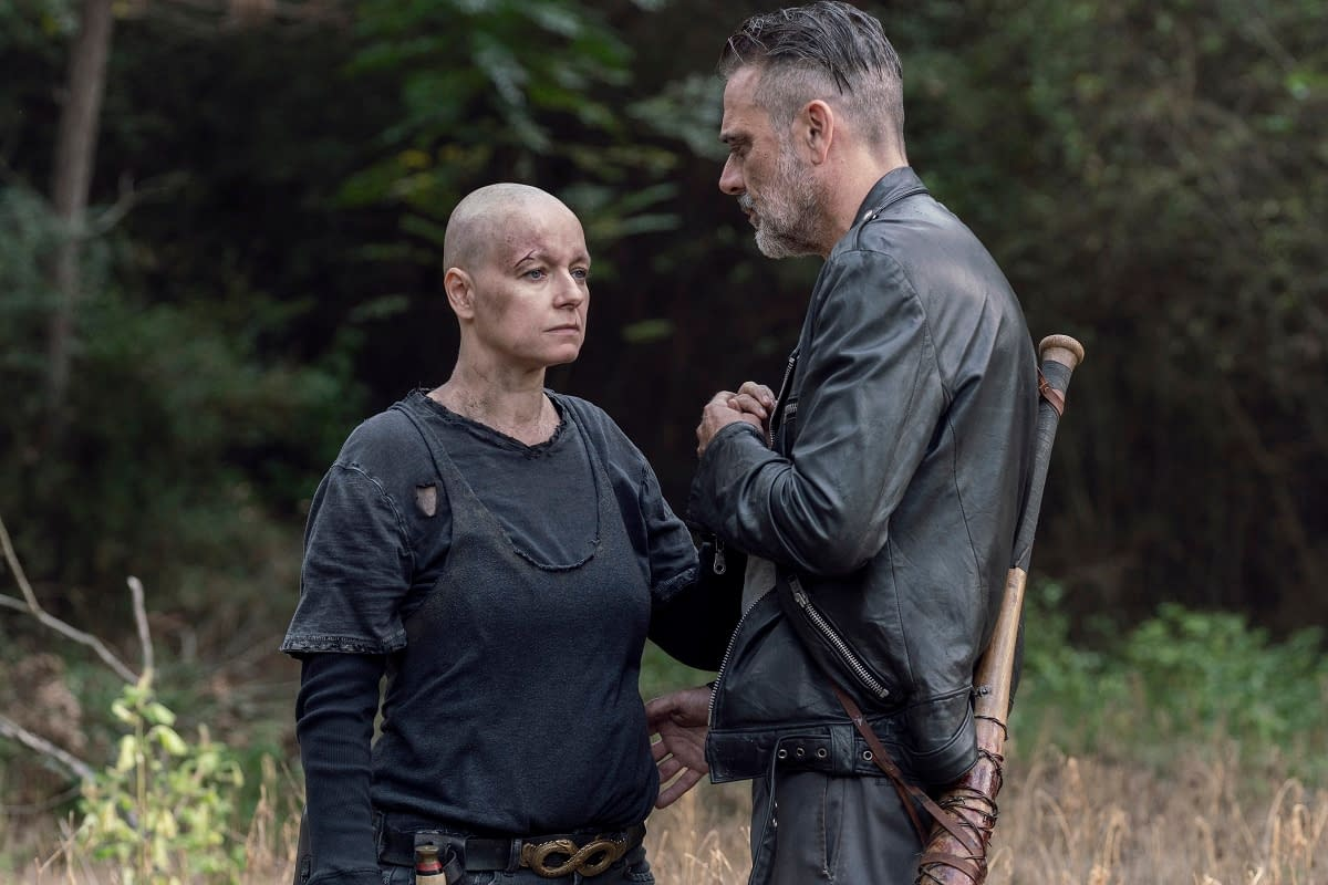 """""""The Walking Dead"""" Season 10 """"Walk With Us"""": Are We Getting Negan vs. Aaron After All? [PREVIEW]"""