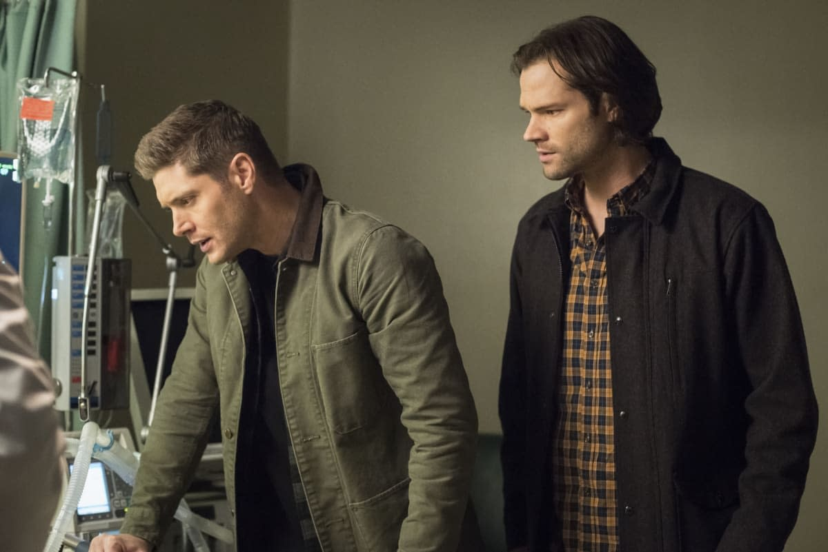 "'Supernatural' Review: ""Prophet and Loss"" Offers Dean, Viewers Hope [SPOILERS]"