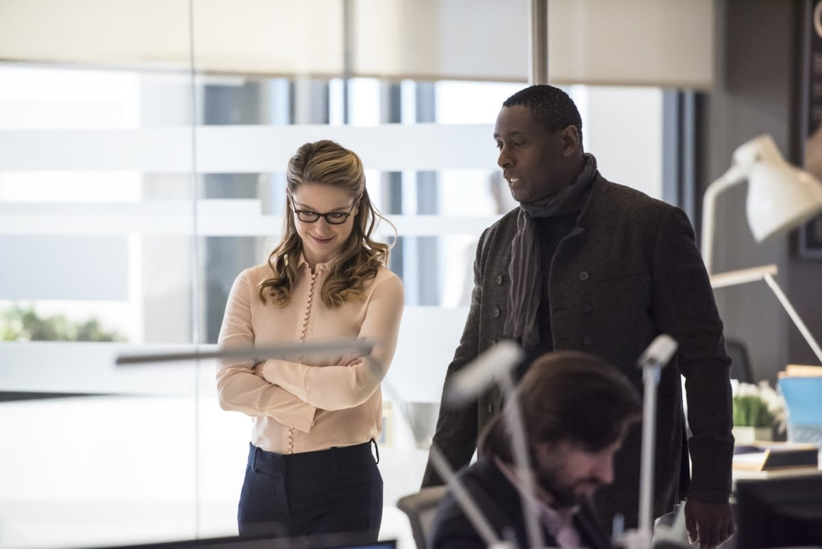 "'Supergirl' Season 4, Episode 12 ""Menagerie"" Teamwork (Kinda) Makes the Dream Work [SPOILER REVIEW]"