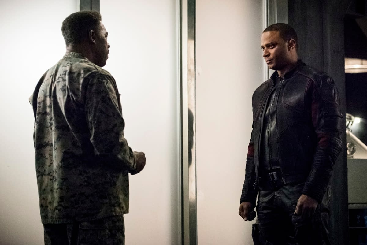 "'Arrow' Season 7, Episode 19 ""Spartan"": Beware His Power… General Stewart's Right! [SPOILER REVIEW]"
