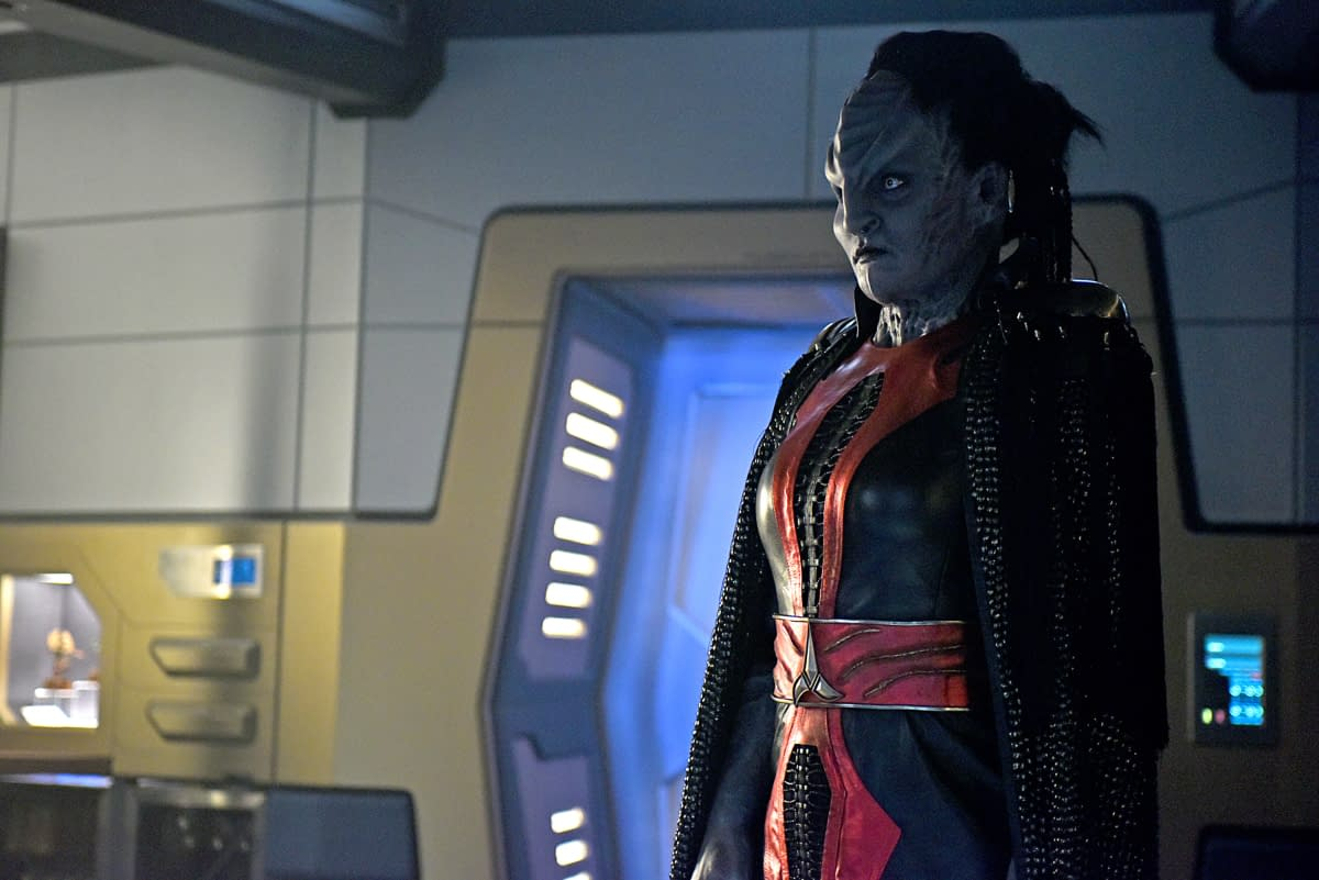 "'Star Trek: Discovery' Season 2, Episode 12 Preview – A Walk ""Through the Valley of Shadows"""