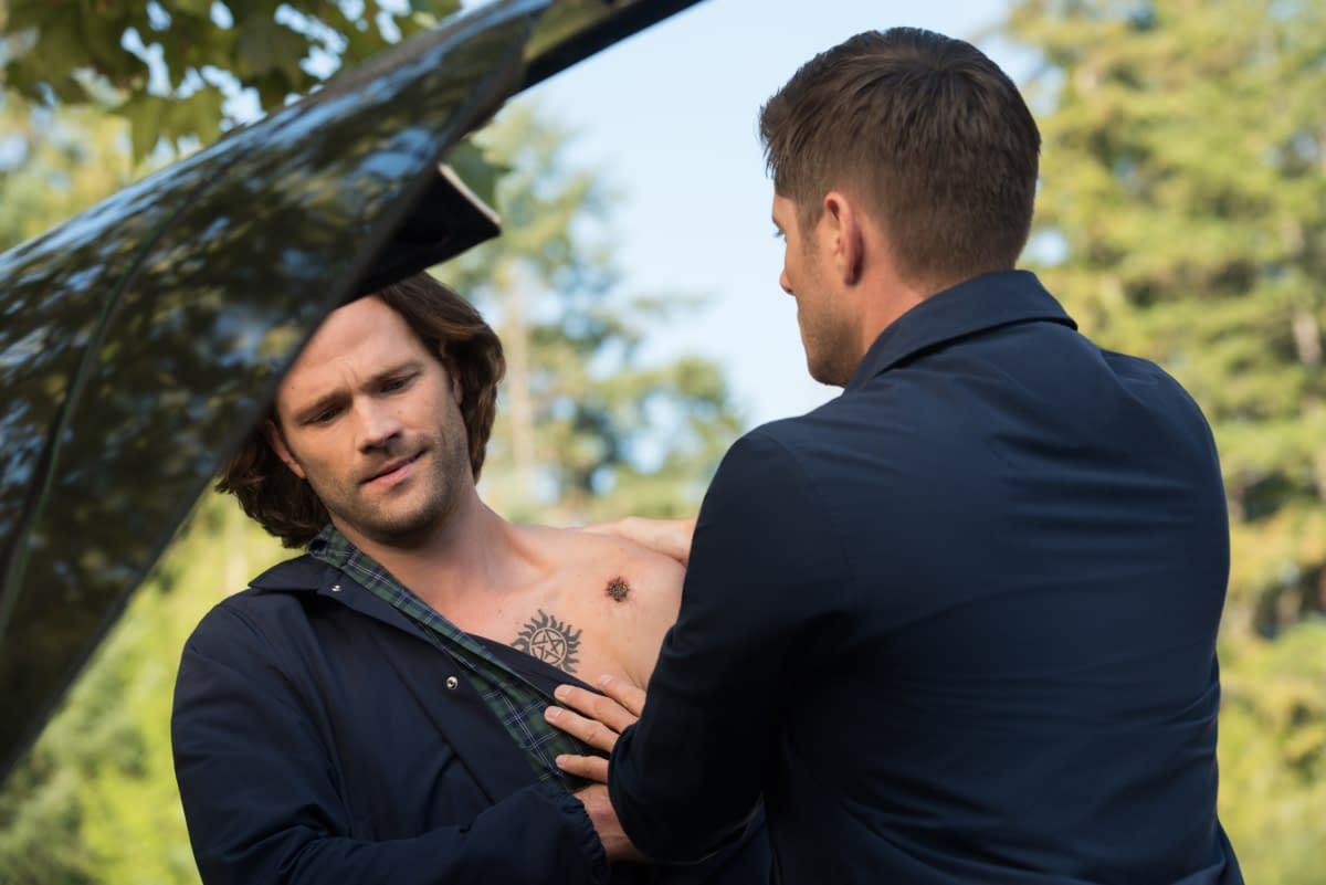 """Supernatural"" Season 15: Sam, Dean, & Castiel vs. God – Sounds Like a Fair Fight, Right? [PREVIEW IMAGES]"