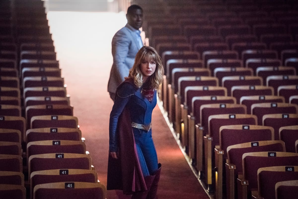 """""""Supergirl"""" Season 6: Midnight Strikes in """"Event Horizon"""" Teaser, Images [PREVIEW]"""