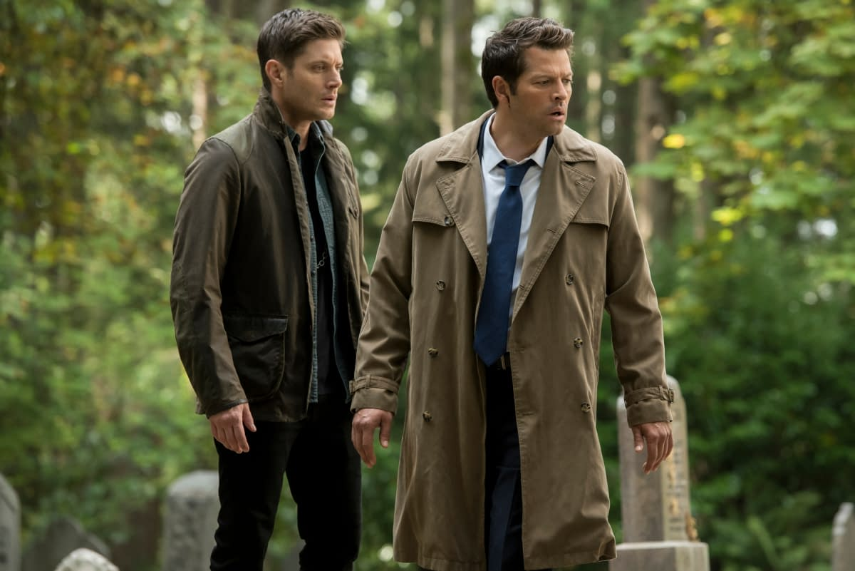 """""""Supernatural"""" Season 15 """"The Rupture"""": All Hell's (Literally) Breaking Loose [PREVIEW]"""